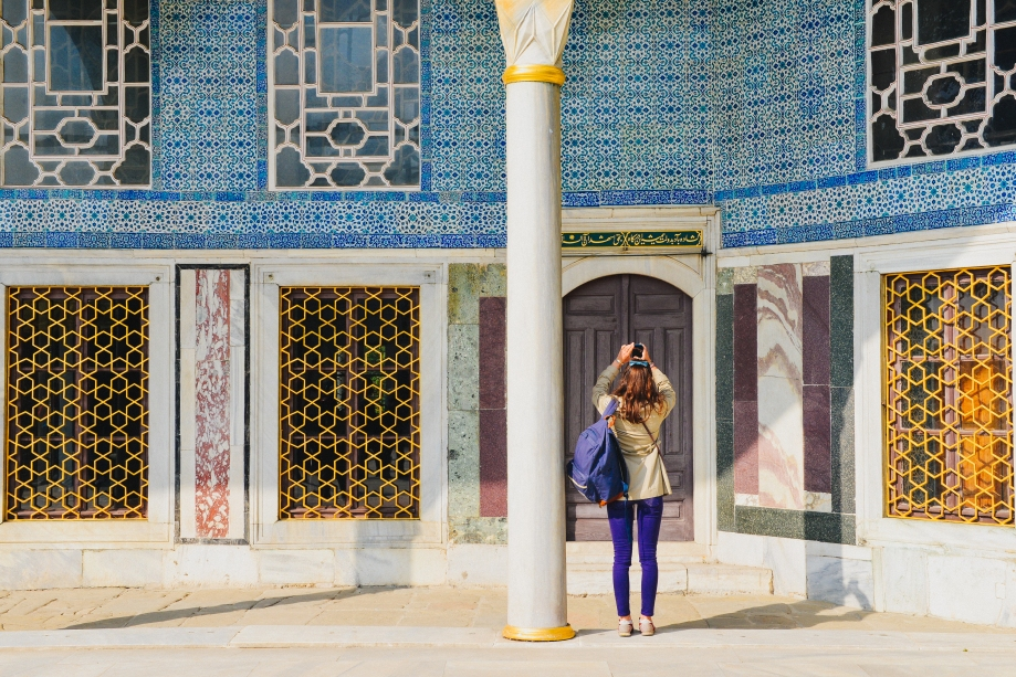 palais topkapi Itanbul Turquie voyage